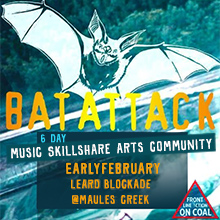 Environmental events - Bat Attack Leard Blockade Skillshare