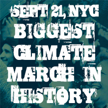 Environmental events - Biggest Climate March in History NYC