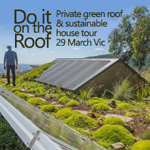 Environmental events - Do it on the Roof Green Roofs Tour
