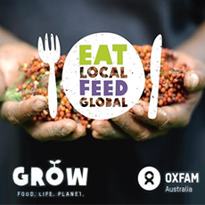 Environmental events - Eat Local Feed Global Oxfam
