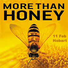 Environmental events - More than honey film screening - Hobart