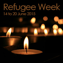Environmental events - Refugee Week 2015, 14 to 20 June 2015