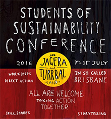 Environmental events - Students of Sustainability 2016