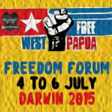 environmental events - West Papua Freedom Forum 2015 - Darwin