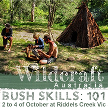 Environmental events - Wildcraft Australia Bush Skills 101