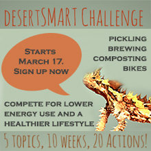Environmental events - Cool Mob desert challenge