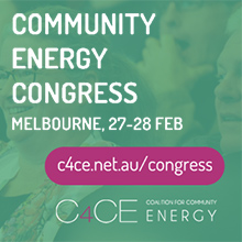 Environmental events - Community Energy Conference 2017
