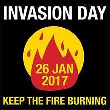 Environmental events - Invasion Day Actions across Australia