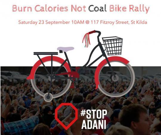 Burn More Calories Not Runnning: Burn Calories Not Coal Bike Rally