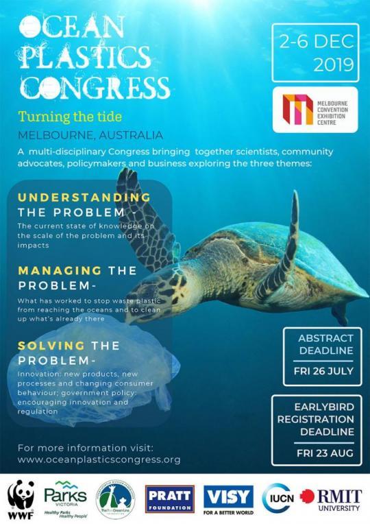 Oceans Plastics Congress 2019 | Eco-shout
